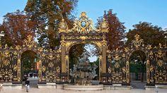 Place Stanislas in Nancy ~ France