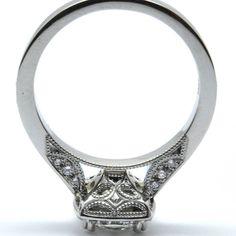 Up side Down! #wedding #weddingring#weddingbells #engagementring#engagement #ring #pretty #diamondring#diamonds #diamondlife #sayyes #ido#imyourjewelersjeweler #flawless #bridal#bride #theknot #engaged #wedoitbetter#howmuch #fashion #fashionista #highfashion #jewelry#couture #bespoke #boutique #Vancouver