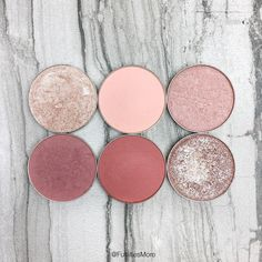 Pink Makeup Geek eyeshadows | Futilities and More