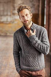 Ravelry: Hugo pattern by Veronik Avery