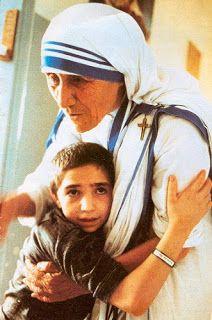 el blog del padre eduardo: Oración para aprender a amar (Madre Teresa)