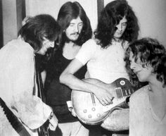 Gorgeous men (especially Jimmy Page)!!!!!!!!!!! ❤❤❤❤❤❤❤❤