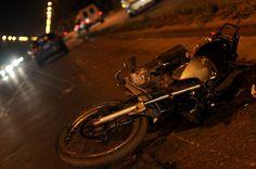 Le disparan para robarle moto en Santa Bárbara de Heredia