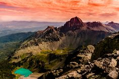 Mt. Sneffels | 14er | Colorado | Hiking | Get Outside | Weekend Adventures | Explore Colorado | Live in Colorado | Usaj Realty