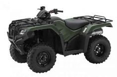 New 2016 Honda FourTrax Rancher 4x4 Auto DCT EPS- TRX42 ATVs For Sale in North Carolina. 2016 HONDA , Honda, Sea-Doo & Can-Am of Winston-Salem In Stock 2016 Honda FourTrax Rancher 4x4 DCT Power Steering TRX420FA2 New OLIVE Excellent Clean 243806 Engine Type Fuel-injected OHV wet-sump longitudinally mounted single-cylinder four-stroke Displacement 420cc Bore x Stroke 86.5 mm x 71.5 mm Cylinders 1 Engine Cooling Liquid Fuel System Keihin ® 34mm throttle-body fuel-injection system Starting…
