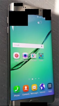 Samsung Galaxy S6 Plus Reportedly Leaked: Specs & Features
