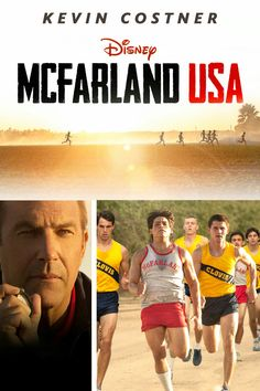 Mc farland USA Disney