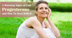 4 Warning Signs of Low Progesterone and How to Deal With It. Pro-gestation hormone, often shortened to progesterone, is an anti-inflammatory hormone produced before ovulation to enhance the possibility of becoming pregnant. It has a calming, soothing effect, raises serotonin levels in women's brain, which helps cope with depression and insomnia. And, of course, progesterone is vital for maintaining a healthy pregnancy. Unfortunately, though, a lot of women of postmenopausal age and kids…