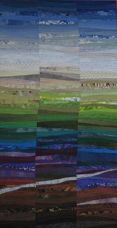 Janet Windsor. A River Runs Through It by jwindsoh, via Flickr