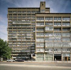 Ernő Goldfinger's Alexander Fleming House, London (1963)