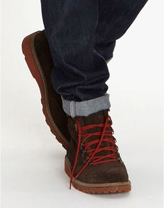 HILLBOUND Mens Walking Boots