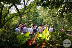 Shakespeare Garden, Central Park, NY Photograph by FOTOVOLIDA Wedding Photography #wedding #CentralParkWedding