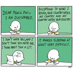 Dear Pencil Pal