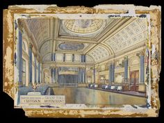 Proposed Redecoration to Grand Hall at the Criterion Restaurant | | V&A Search the Collections