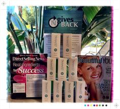 Teri knows that Nerium Gives Back!