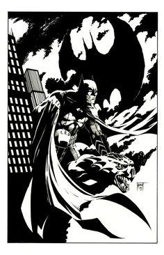 Ungoliantschilde — THE BATMANby Ken Hunt *