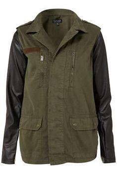 #Lockerz #army #jacket #inlove