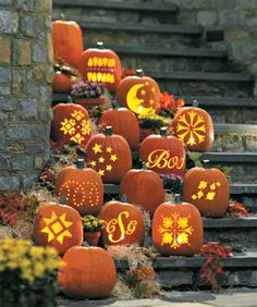 Every October, beautiful vibrant pumpkins peer out from porches and doorsteps in the United States and other parts of the world. Closer...