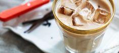 Iskaffe med vaniljekaramel