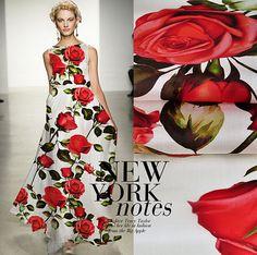 Fleur rouge, tissu organza de soie 100 % mulberry, tissu de soie, tissus de soie…