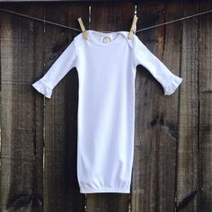 f3c983c5d65c Our Blank Baby Gowns are the most unique you will find Designed especially  for you
