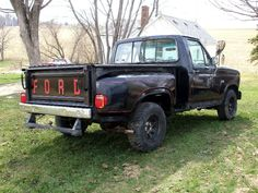 ford f 150 1981 flareside - Google Search