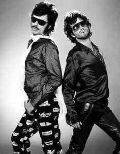 The Boys from Flight of the conchords .. I miss them!