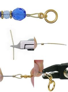 STUDIO ARTESANIA: JEWELRY 101: HOW TO USE FRENCH WIRE - Video tutorial included