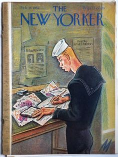 The New Yorker February 14, 1942