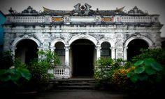 Casa antigua de Huynh Thuy Le, Sa Dec, Dong Thap, Delta de Mekong, Vietnam