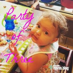 Party of Three | Knoxville Moms Blog