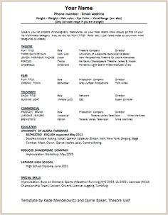 Professional Resume Cover Letter Sample Chef Resume