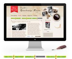 Realizacja Blog Biszopa