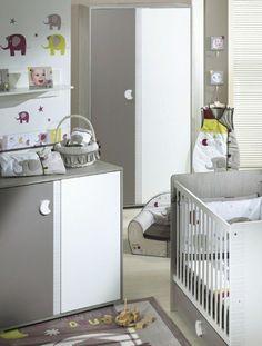La chambre bébé mixte en 43 photos d\'intérieur! | Bebe, Deko und ...