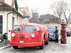 1934. Texaco Diamond T Doodlebug