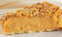 I never thought to do a streusel w/ my pumpkin! YAY! Pumpkin streusel #vegan