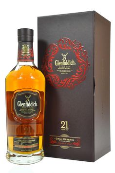 Glenfiddich 21 Year Old Cognac Whiskey, Scotch Whiskey, Tequila, Vodka, Fun Drinks, Alcoholic Drinks, Glenfiddich Whisky, Rum, Whisky Shop