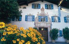 Außenansicht Priener Heimatmuseum, Heimatmuseum, Prien am Chiemsee