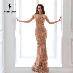 Missord 2018 Sexy bra party dress sequin maxi dress FT4912 21598119098c