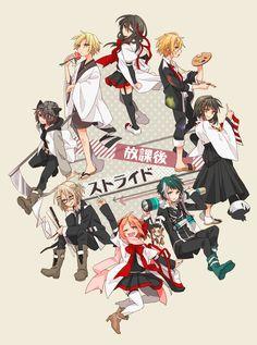 Mikagura School Suite School Reviews, Manga Cute, Film School, Miraculous Ladybug, Me Me Me Anime, Vocaloid, Manhwa, Anime Characters, My Best Friend