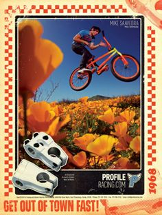 Saavedra for Profile Racing by Adi Gilbert / 99seconds.com Scrambler, Design Awards, Bmx, Racing, Profile, Graphics, Movie Posters, Running, User Profile