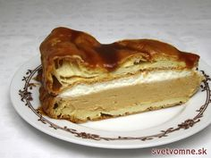 Do you love profiteroles but complicated preparation or past failures discourages you? Czech Recipes, Russian Recipes, Profiteroles Recipe, Cold Cake, Butterscotch Pudding, Sweet Recipes, Caramel, Dessert Recipes, Food And Drink