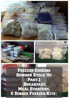 Freezer Cooking Summ...