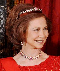 Le pouvoir de la simplicité (version Ruby) : Reine Doña Sofía, 2009