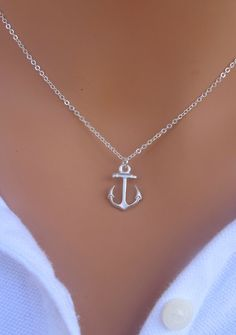 I'm obsessed with anchors