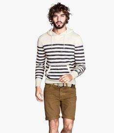 Men's casual style // H&M Spring 2014 Lookbook // Marlon Teixeira