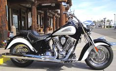 2009 Chief Deluxe Indian Motorcycle