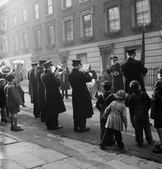 Salvation Army Band: 20th century