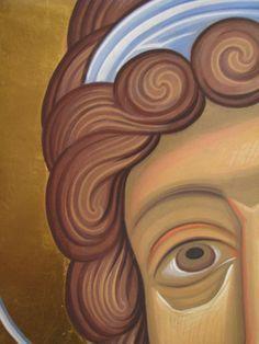 Religious Icons, Religious Art, Religious Images, Byzantine Icons, Byzantine Art, Writing Icon, Paint Icon, Face Icon, Catholic Art