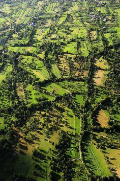 Maramures landscape, Romania.